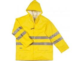 Costum de ploaie reflectorizant EN208