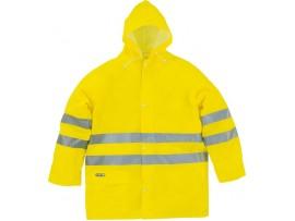 Costum de ploaie reflectorizant EN604