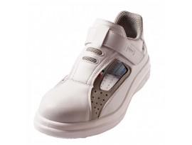 Sandale LINEA S1 ALB